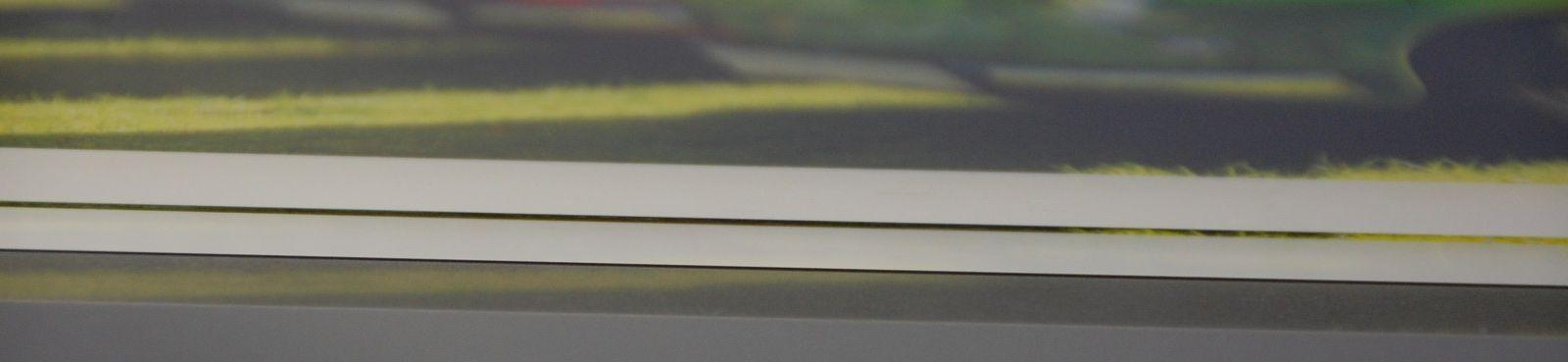 Stampa e taglia plex a filo lucido